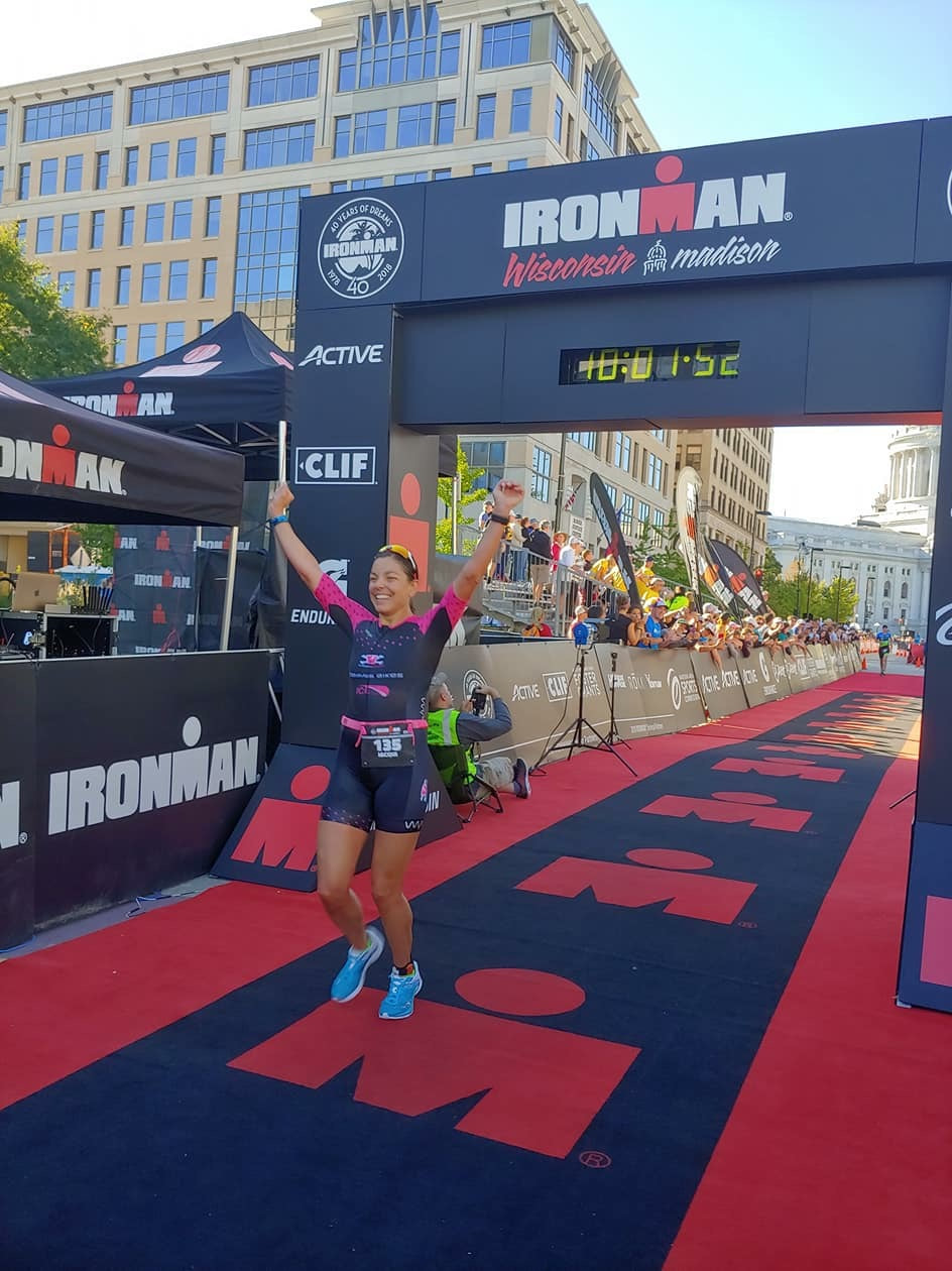 IMWI: the best race of my life (so far)  - Jacqui's Journey